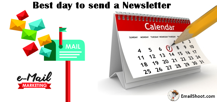 best day to send newsletter