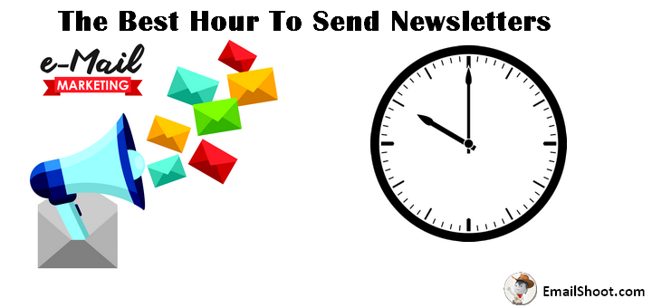 best hour send newsletter