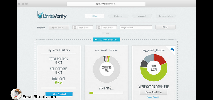 Verify Email Address Validity With BriteVerify